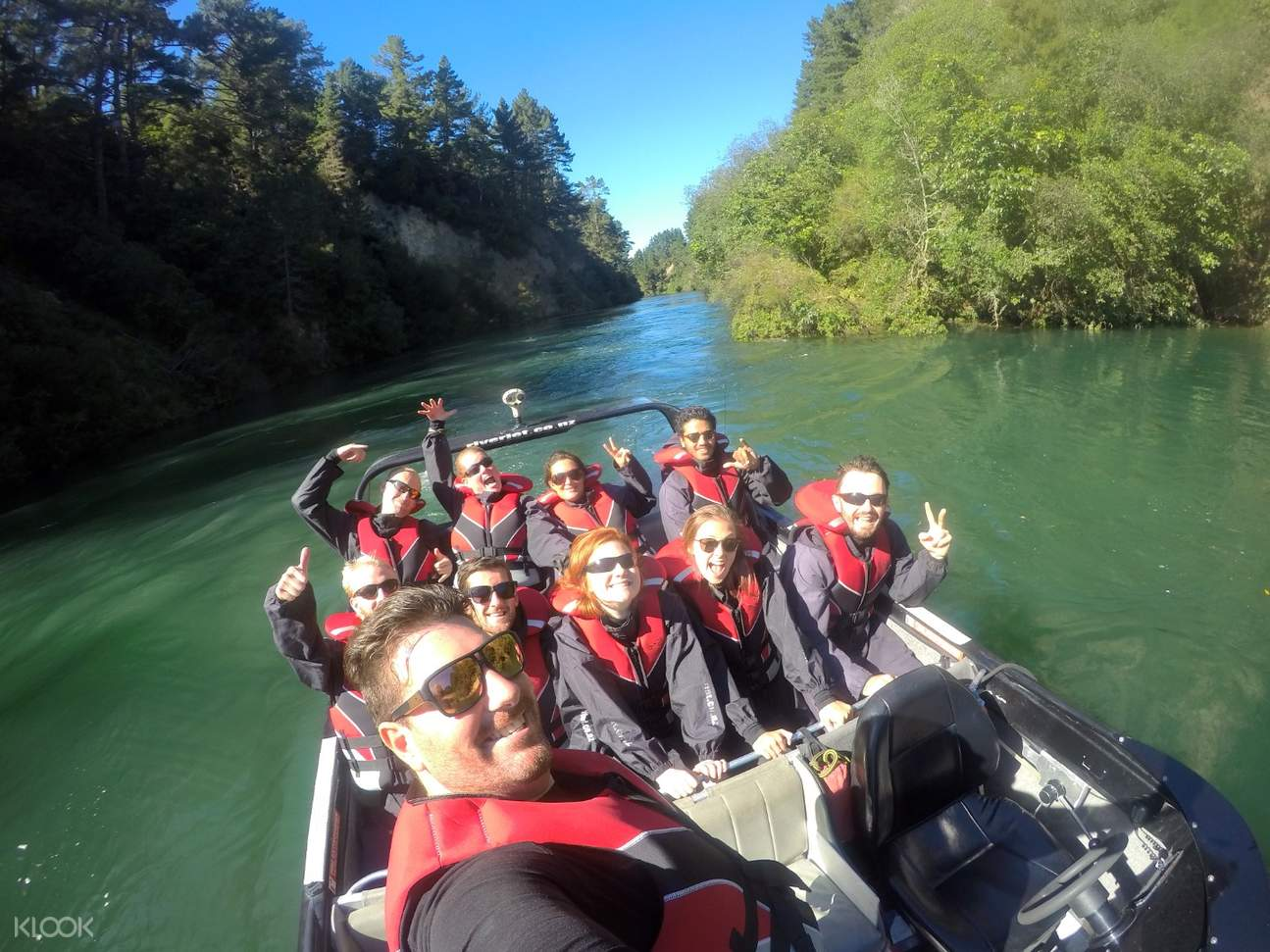 Enjoy the serenity of New Zealand's untouched nature